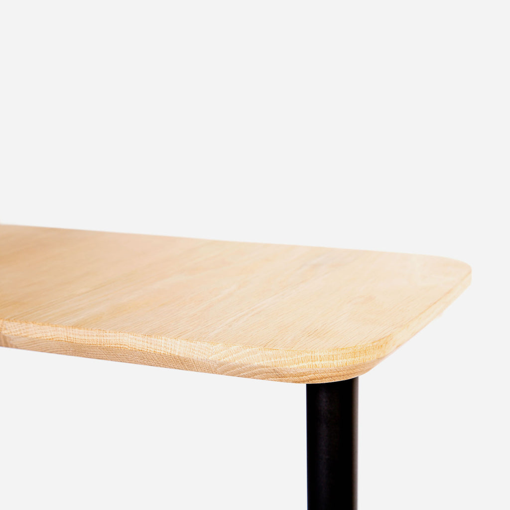 Nora Couch Table - Oak