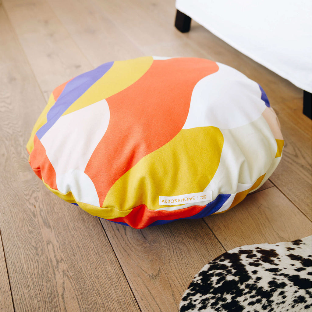 Medium Dog Bed - Sunrise