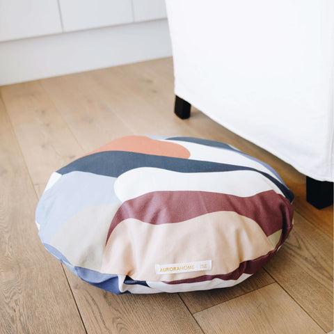 Medium Dog Bed - Pastel