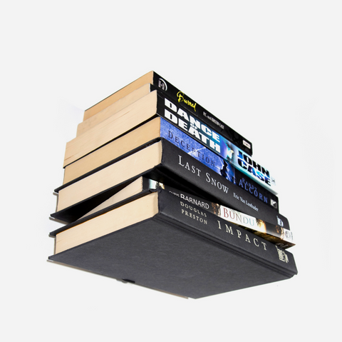 Floating Bookshelves (Set of 3)