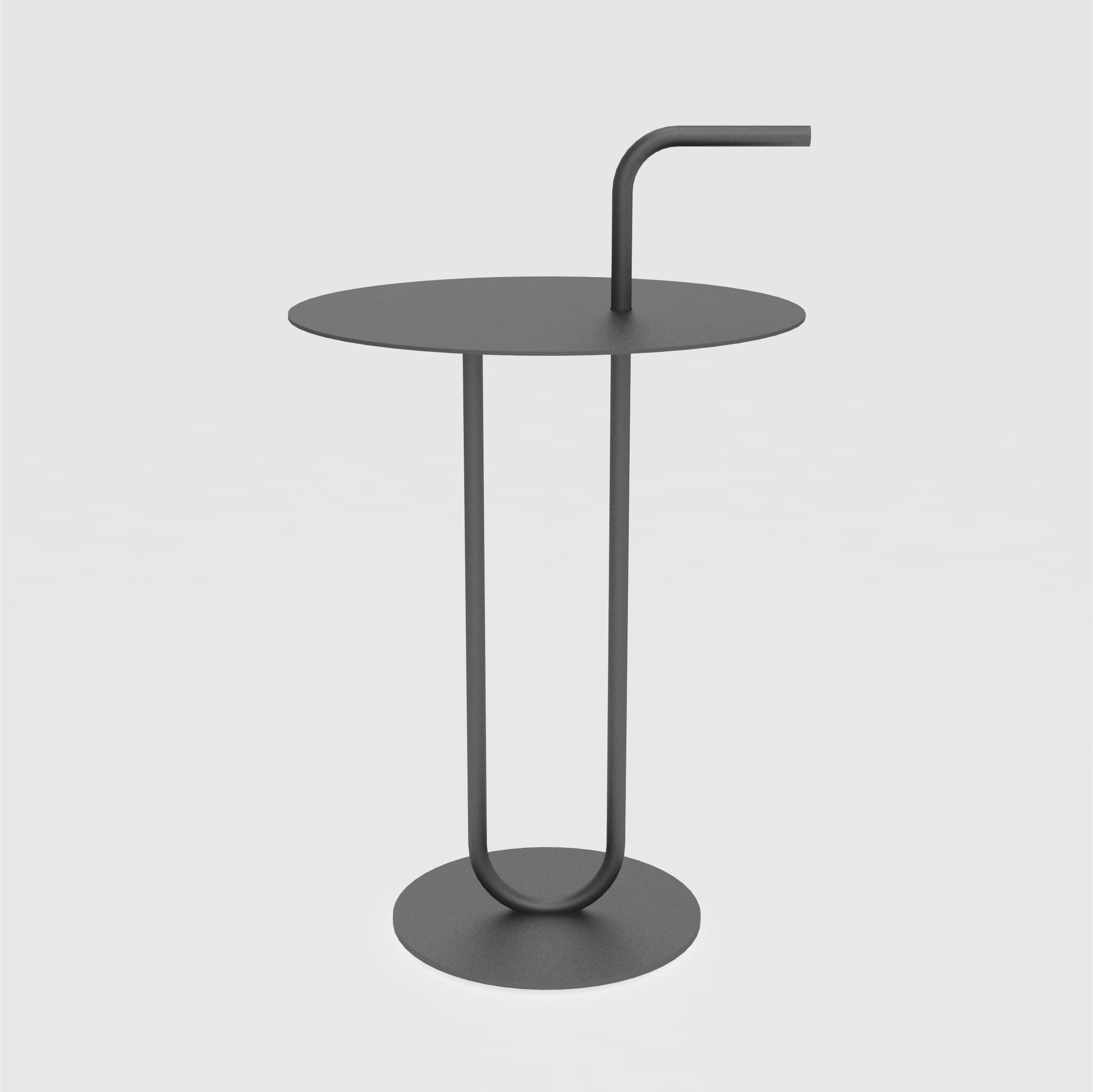 Hairpin Side Table