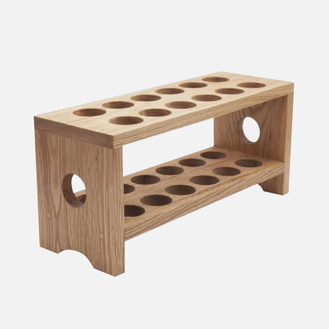 24 Egg Tray - Oak