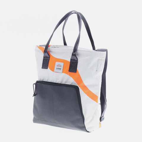 Jamie Tote bag - Retro Yacht Sail