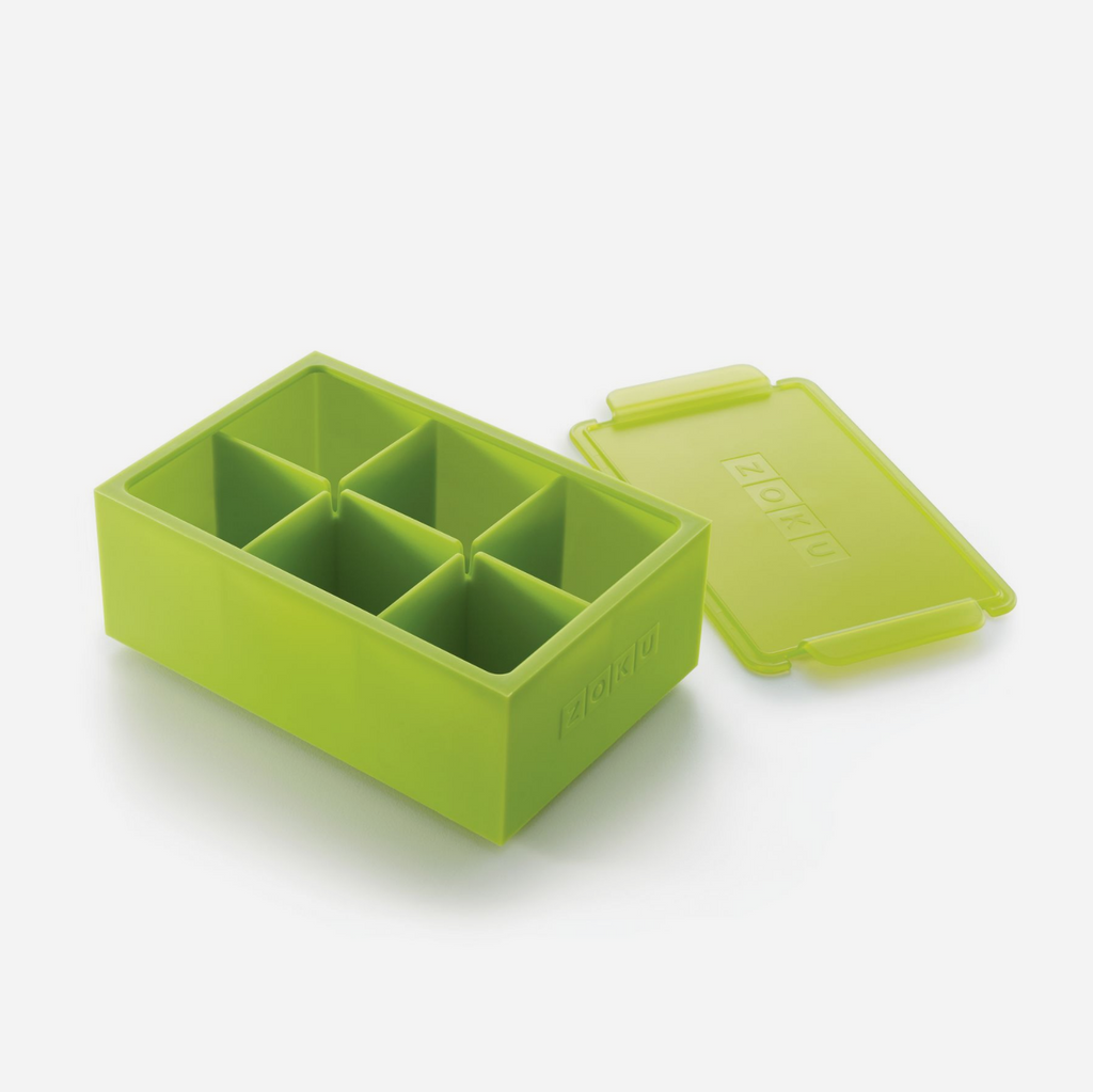 Jumbo Ice Trays - Set of 2