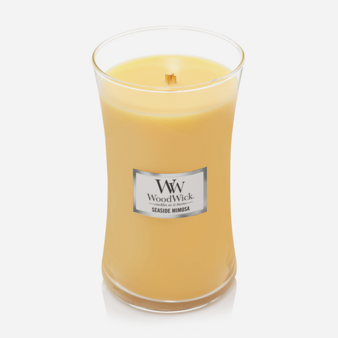 WoodWick Large Candle - Seaside Mimosa