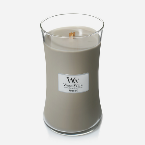 WoodWick Large Candle - Fireside