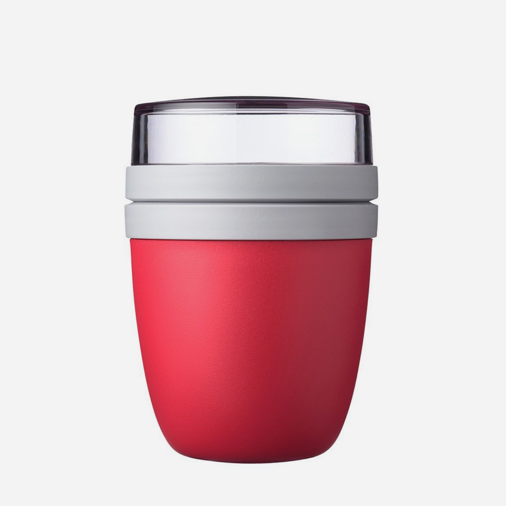 Ellipse Lunch Pot - Nordic Red