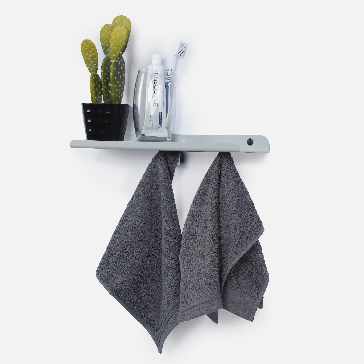 Magnetic Shelf - 2 towels