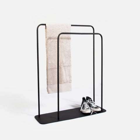 Malmo Twin Towel Rack