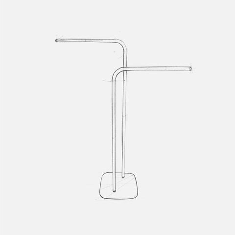 Malmo Towel Rack