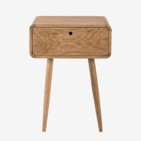 Margot Bedside Table - Natural