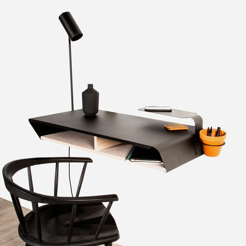 Minima Work Desk (PLUS) Black