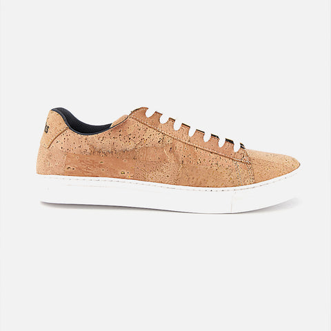 Reefer - Natural Cork Sneakers