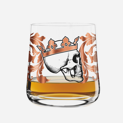 Whiskey Glass - Medusa Dollmaker