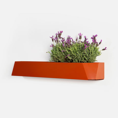 Herb Box - Oxide Red
