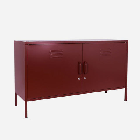 Popstrukt Popcorn Media Unit - Oxide Red