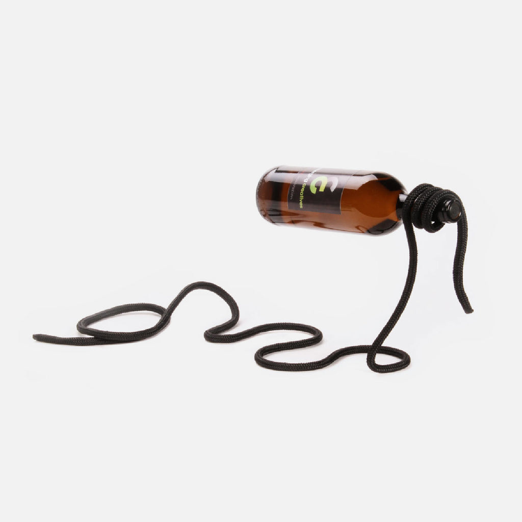 Rope Wine Holder - Black
