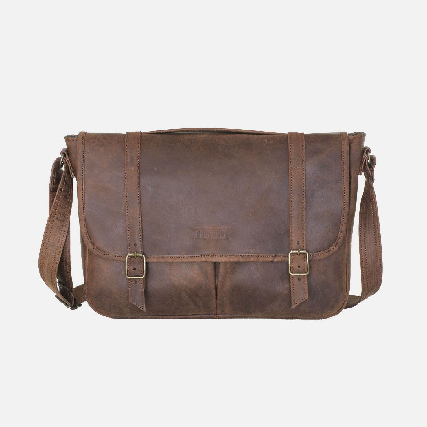 The Satchel - Brown