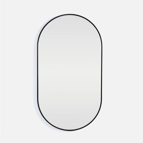 Deep Frame Pill Mirror
