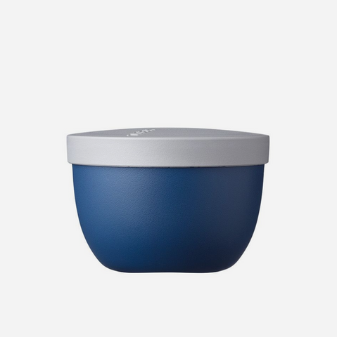 Ellipse Snack Pot - Nordic Denim