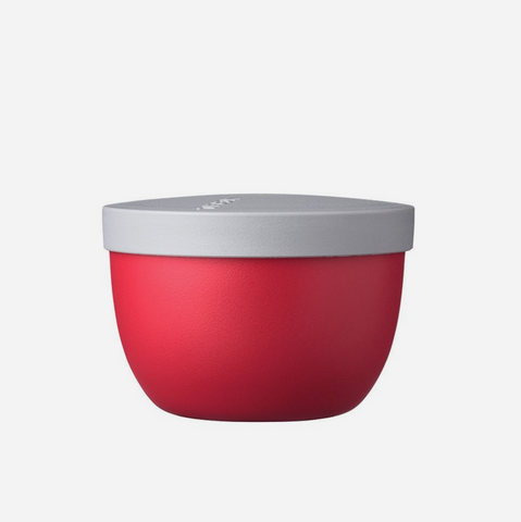 Ellipse Snack Pot - Nordic Red