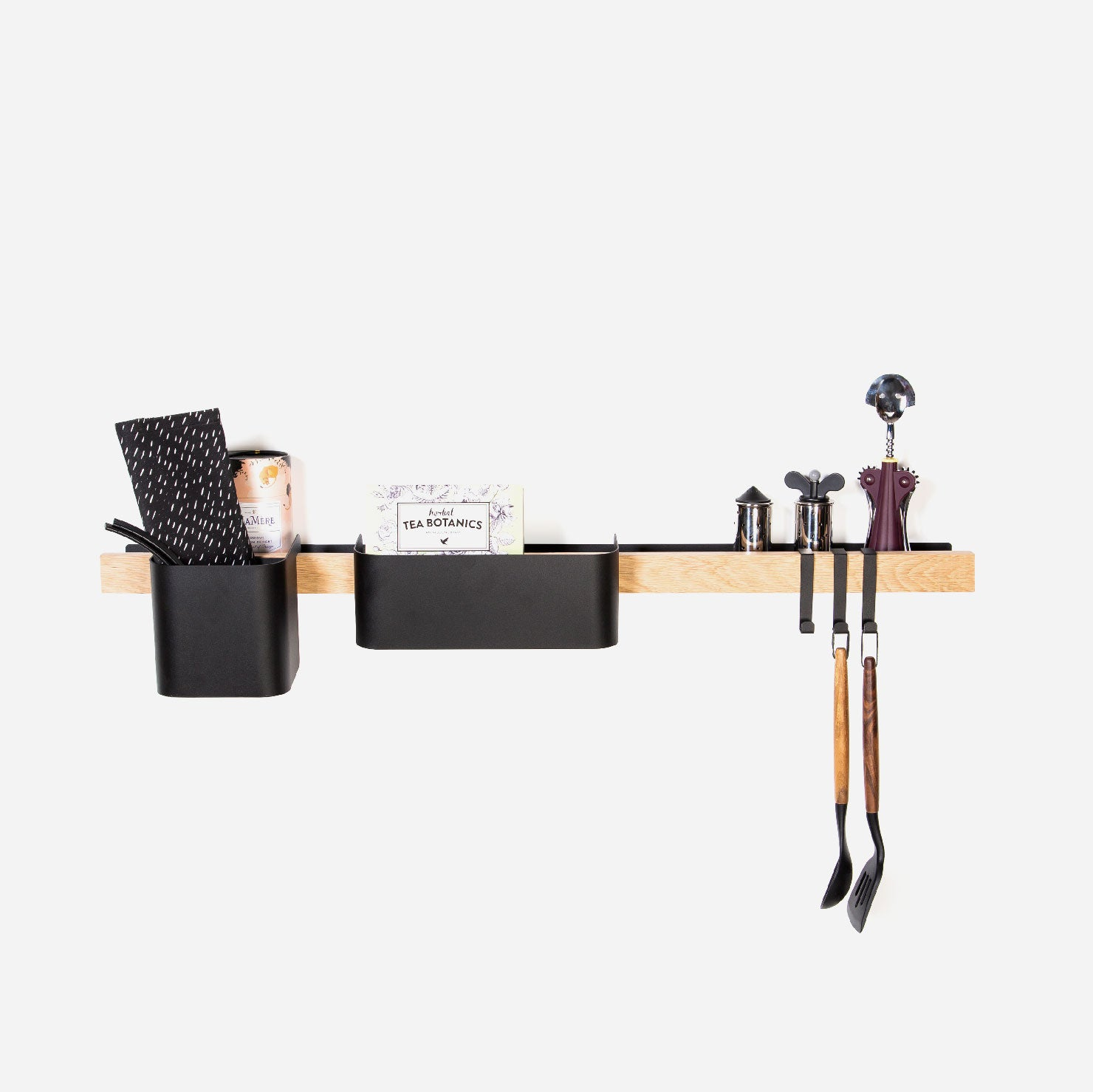 Stockholm Utility Shelf - Black