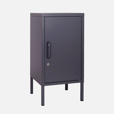 Popstrukt Sugar Cube Side Table - Carbon Grey