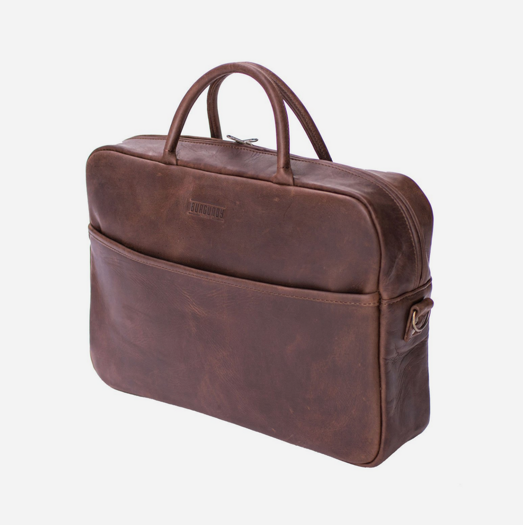 The Briefcase - Brown