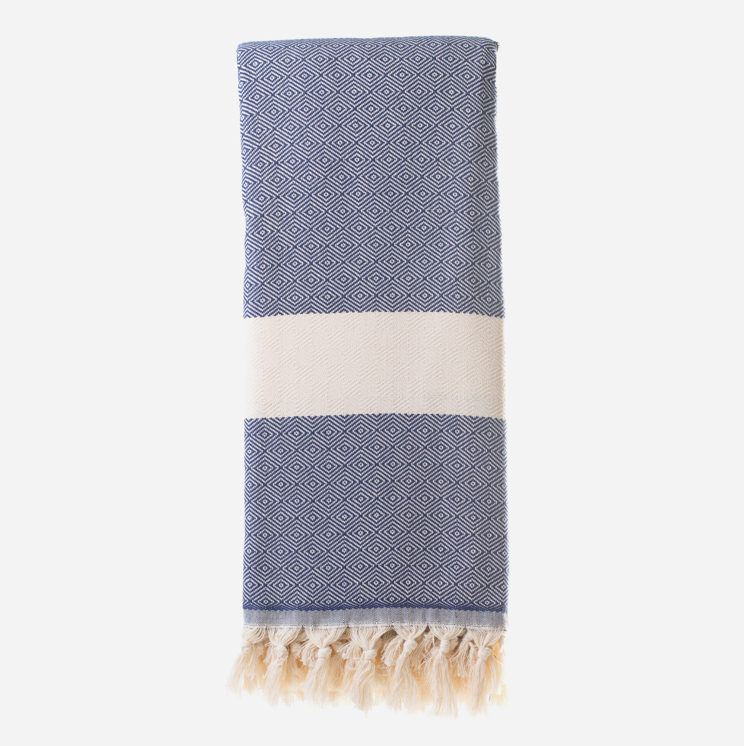 Diamanta Throw - Navy