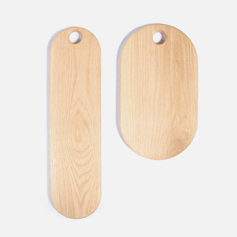 Nordic Home Serving Board - Set of Two Pills