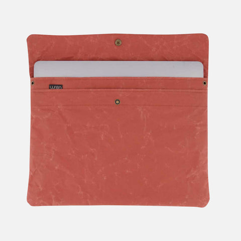 Flame Paper Laptop Sleeve