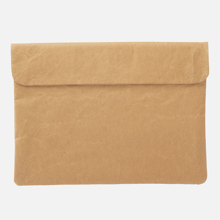 Natural Paper Laptop Sleeve