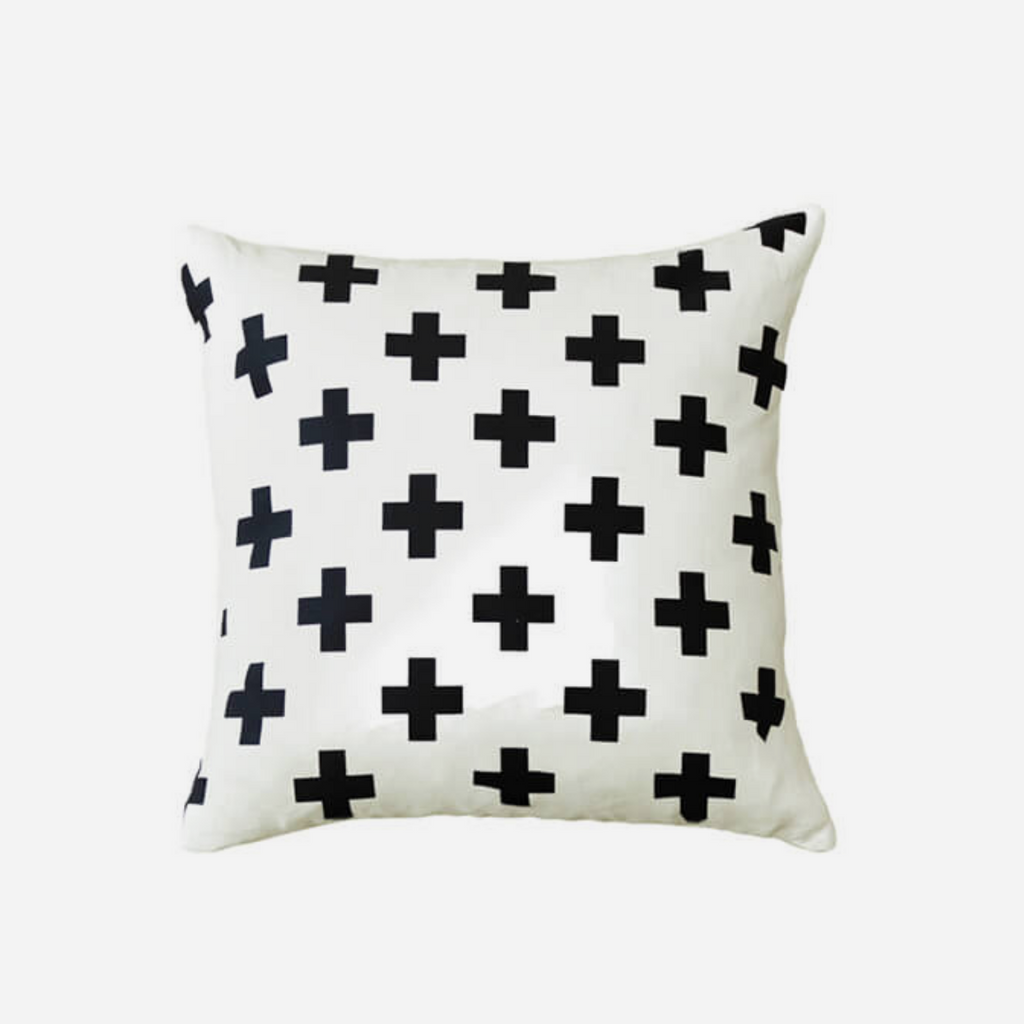 Cushion Swiss - White
