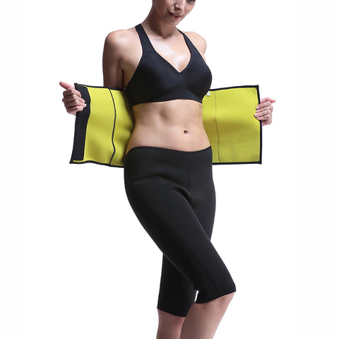 Neoprene Adjustable Sweat Belt