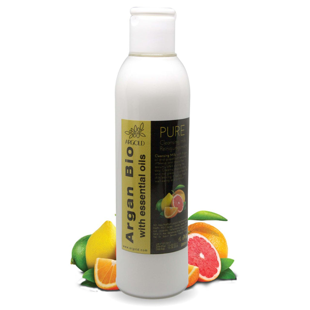 Showering Gel With Fruit Acids - Argold