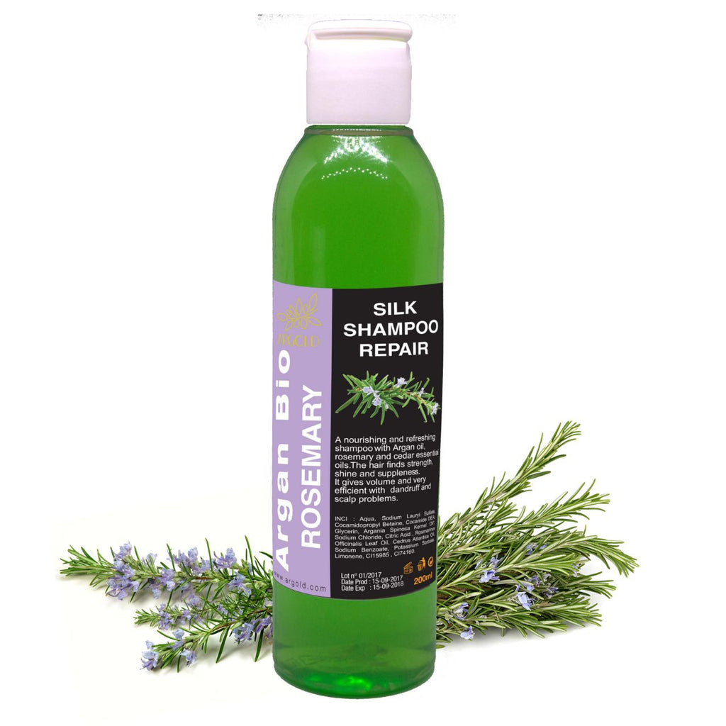 Repair Shampoo With Rosemary - Argold