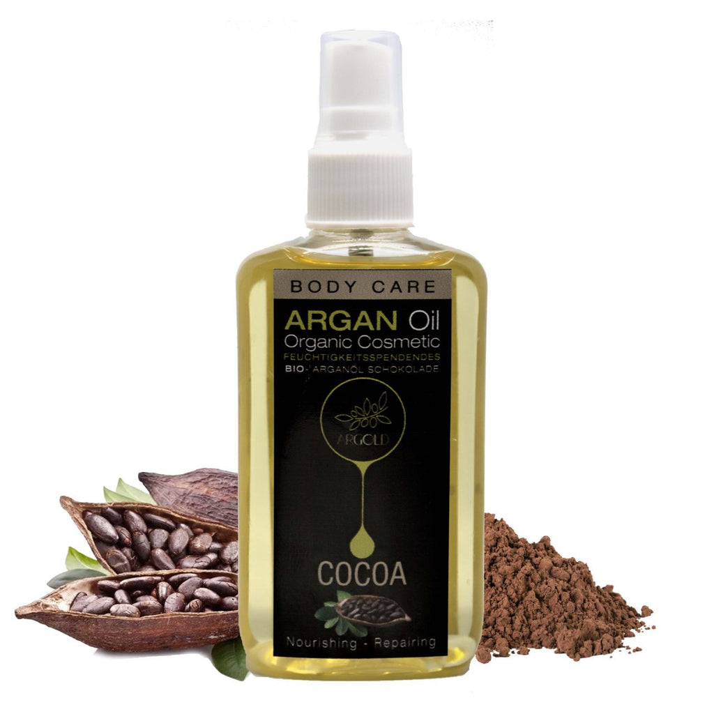 Nourishing Cocoa Argan Oil - Argold