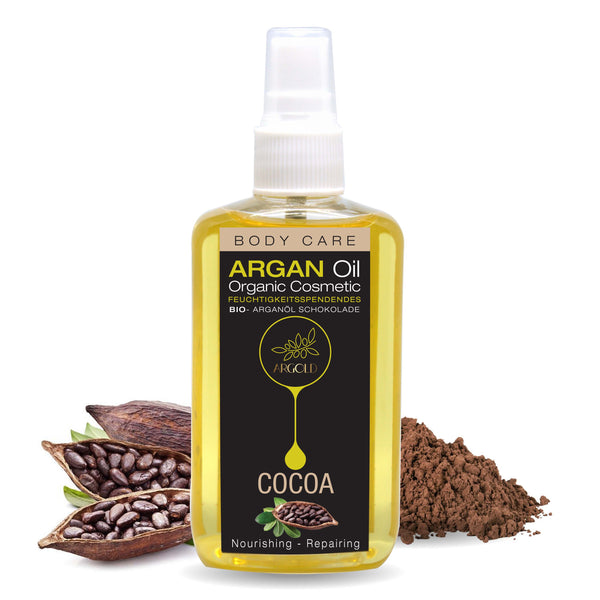 Nourishing Cocoa Argan Oil