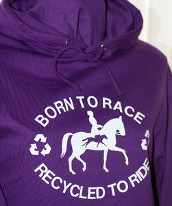 Recycled to ride Hoodie