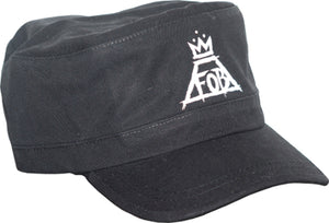 Fall out boy logo cap