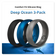 Deep Ocean 3-Pack Domed Comfort Fit Silicone Ring Man