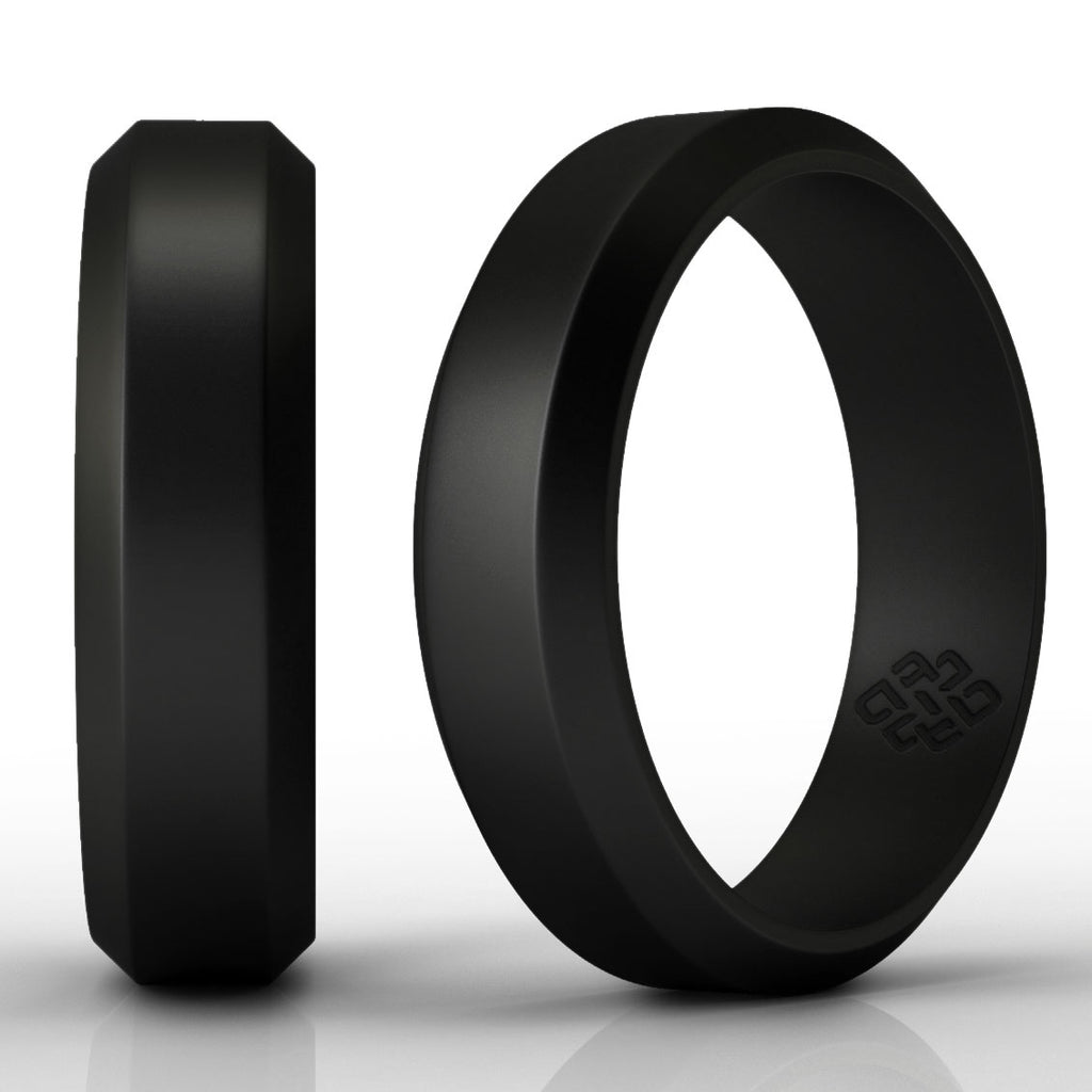 Mens Silicone Wedding Band >> Browse All Silicone Rings – Knot Theory