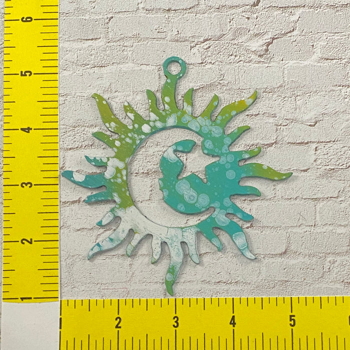 4008 Sun & Moon Ornament WS