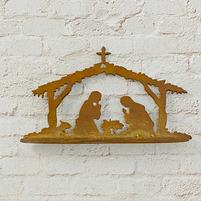 4063 3D Nativity WS