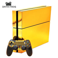 PS4 Glossy Vinyl Decal Skin With Controller Skin - The Trendinator