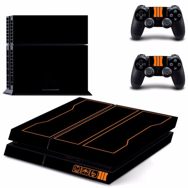 PS4 Call Of Duty Black Ops 3 Vinyl Decal Skin With Controller Skins - The Trendinator