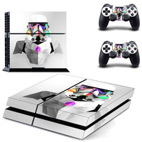 PS4 Star War Vinyl Skin with Controller Skins - The Trendinator