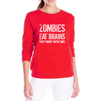 Women's Funny Zombie Shirt - The Trendinator