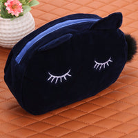 Women's Cute Cat Makeup Bag - The Trendinator