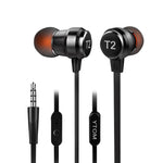 T2 HIFI Deep Bass Noise Cancelling Earphone - The Trendinator